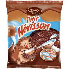 Cémoi petit hérisson guimauve au chocolat sachet 180g