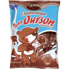 CEMOI Cémoi Guimauves authentiques petit ourson chocolat au lait 180g 180g