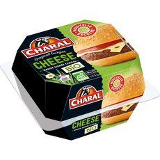 Charal Hâché spécial cheese burger bio 145g