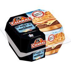 CHARAL Hâché spécial burger montagnard 220g