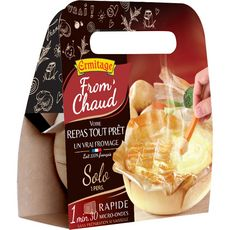 Ermitage fromage à chauffer 125g