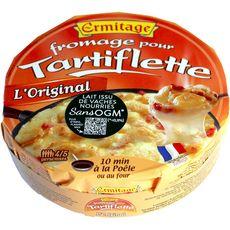 ERMITAGE Fromage pour tartiflette original 4 à 5 personnes 450g