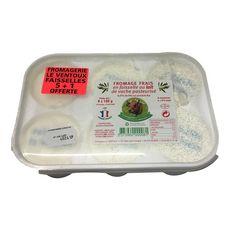 FROMAGERIE LE VENTOUX Fromage frais en faisselle 6x125g