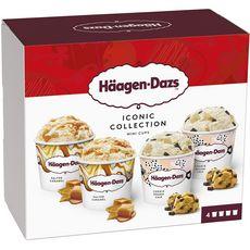 Häagen-Dazs Mini pot iconic collection 320g 320g