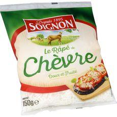 SOIGNON Fromage de chèvre râpé 150g