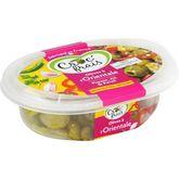 Croc' frais olive dénoyautée à l'orientale 200g