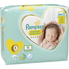 Pampers new baby taille 0 x24