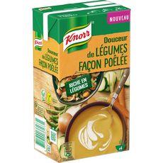 Knorr soupe douceur de légumes façon poêlée  1l