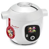 MOULINEX Robot multicuiseur cookeo CE851110 - Blanc
