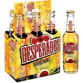 Desperados Desperados Bière original aromatisée tequila 5,9% bouteilles 6x33cl