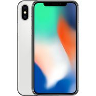 APPLE APPLE - Iphone 10 - Reconditionné - Grade B - 64 Go - Argent - LAG