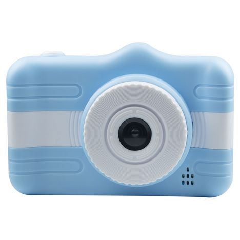 AGFA Appareil photo compact pour enfant - Bleu - Realikids