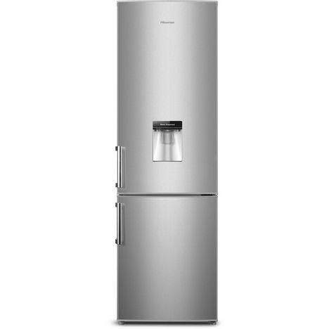 HISENSE Réfrigérateur combiné MC55264DS, 268 L, Froid statique