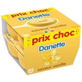 Danone Danette vanille 8x125g prix choc