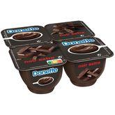 Danone Danette chocolat noir 4x125g