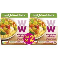 Weight Watchers couscous oriental 2x300g