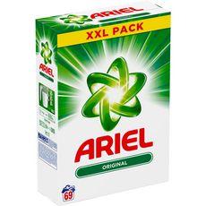 ARIEL Ariel Lessive poudre original 4,485kg 69 lavages 4,485kg