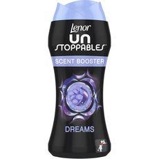 LENOR Unstoppables parfum de linge en billes dreams 15 lavages 210g