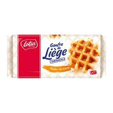 LOTUS Gaufres de Liège aux perles de sucre, sachets individuels 7 gaufres 315g
