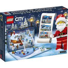 LEGO Lego Calendrier de l'avent City - 60235 x1 1 pièce