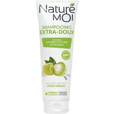 NATURE MOI Shampoing extra doux cheveux normaux  250ml