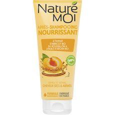 Naturé Moi Après-shampooing abricot & argan bio cheveux secs 200ml