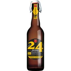 PAGE 24 Bière blonde réserve Hildegarde 6,9% 75cl