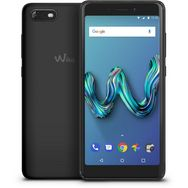 WIKO Smartphone Tommy3 16 Go 5.45 pouces Anthracite 4G Double SIM + Coque verte