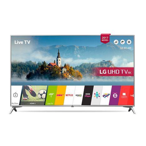 65uj651v tv led 4k uhd 65 164 cm smart tv lg pas cher prix auchan. Black Bedroom Furniture Sets. Home Design Ideas