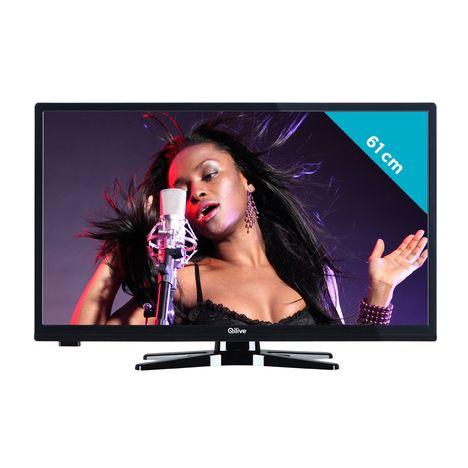 Q.1127 TV LED HD 61 cm QILIVE pas cher à prix Auchan 5a522785efd3
