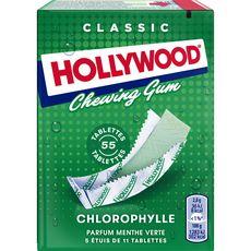 Hollywood regular chlorophylle tablette x11 -155g