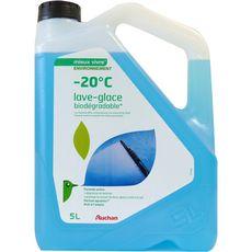 Auchan Lave glace hiver biodégradable -20° 5l