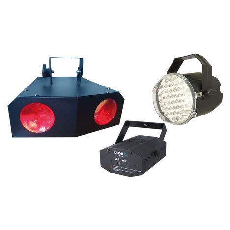 BOOST Pack 3 jeux de lumières Night & Light - Activation audio ou auto