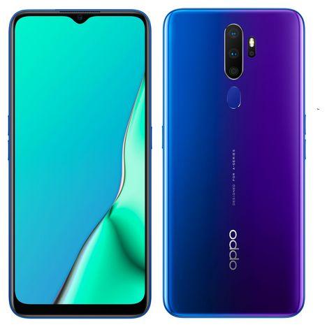 OPPO Smartphone A9 2020 128 Go 6.5 pouces Violet 4G+ Double SIM