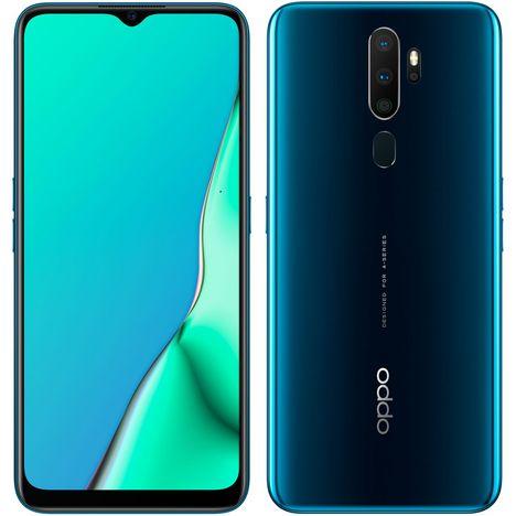 OPPO Smartphone A9 2020 128 Go 6.5 pouces Vert 4G+ Double SIM