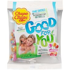 Chupa Chups bonbons good for you 84g