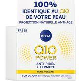 Nivea Nivea Q10 Power soin de jour anti-rides et fermeté peaux normales 50ml