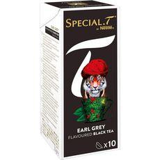 Special T Capsules De The Noir Earl Grey 10 Capsules 23g Pas Cher A Prix Auchan