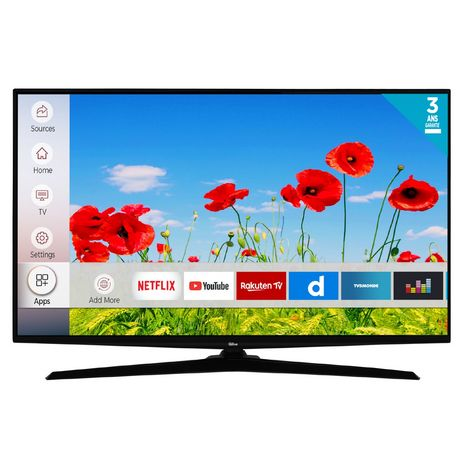 QILIVE Q55-182 TV LED UHD 139 cm Smart TV