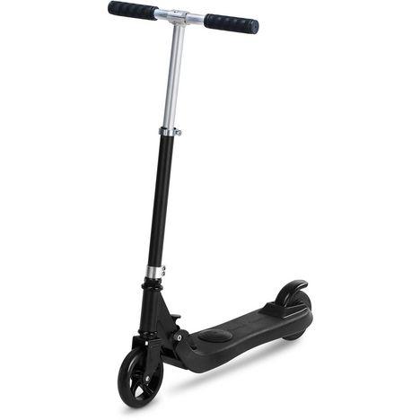 ICONBIT Trottinette électrique pour enfant Kick Scooter Unicorn - Noir