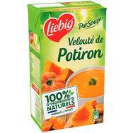 Liebig Liebig Pursoup velouté de potiron 100% d'ingrédients naturels 1l