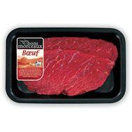 steaks de boeuf ** charolais tranches à griller x2 -280g