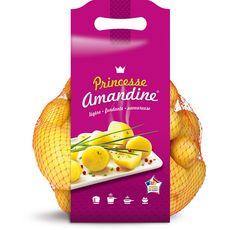Pommes de terre amandine 2,5 kg 2,5kg