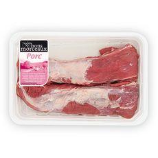 Filet mignon de porc x2 - 1kg 2 pièces 1kg
