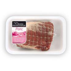 Rôti échine de porc 4 personnes 700g
