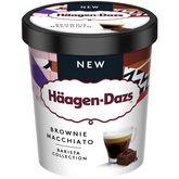 Häagen-Dazs glace brownie pot 377g