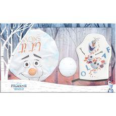 Disney Coffret enfant pour le bain Olaf