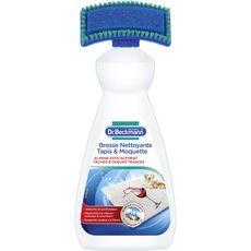 DR BECKMANN Brosse nettoyante tapis & moquette anti-tâches & odeurs tenaces 650ml