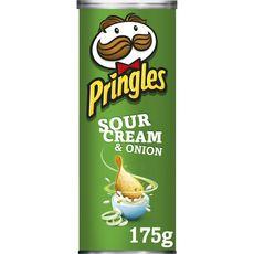 Pringles Tuiles sour cream and onion 175g