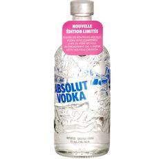 Absolut Vodka suédoise 40% 70cl